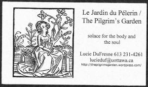 Le Jardin du Pelerin