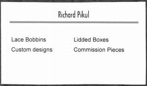 Richard Pikul Back