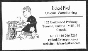 Richard Pikul Front