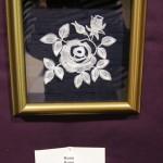 La dentelle aux fuseaux d'Ottawa - Les roses duchesse