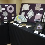 2016 - Guild Lace display